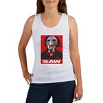 Saw Clown Women's Tank Top