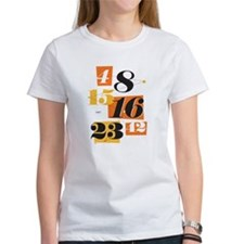 The Numbers Women's T-Shirt