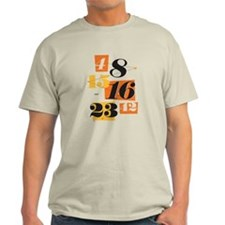 The Numbers Light T-Shirt