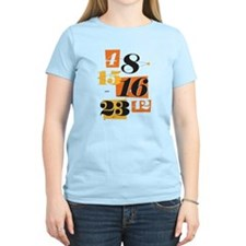 The Numbers Women's Light T-Shirt