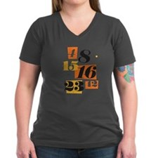 The Numbers Shirt