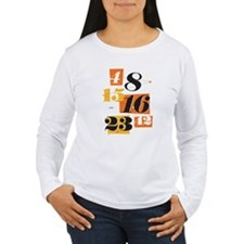 The Numbers Women's Long Sleeve T-Shirt