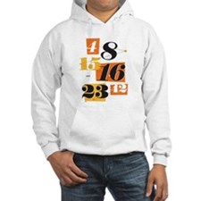 The Numbers Hooded Sweatshirt