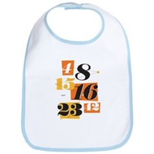 The Numbers Bib