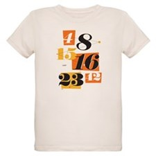 The Numbers Organic Kids T-Shirt