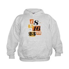 The Numbers Kids Hoodie