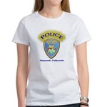 Hayward Police Women's T-Shirt