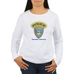Hayward Police Women's Long Sleeve T-Shirt