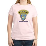 Hayward Police Women's Light T-Shirt