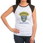 Hayward Police Women's Cap Sleeve T-Shirt