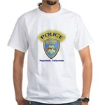 Hayward Police White T-Shirt