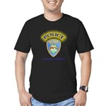 Hayward Police Men's Fitted T-Shirt (dark)