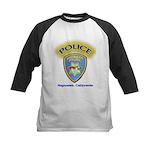 Hayward Police Kids Baseball Jersey