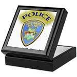 Hayward Police Keepsake Box