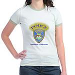 Hayward Police Jr. Ringer T-Shirt