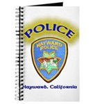 Hayward Police Journal