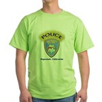 Hayward Police Green T-Shirt