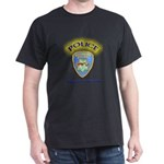 Hayward Police Dark T-Shirt