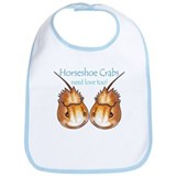 Horseshoe Crabs need love too Bib