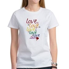 Love is Love (Gay Marriage) Tee