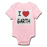 I heart Garth Onesie