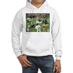 CaninenCancerAwareness Hooded Sweatshirt