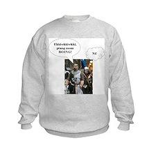 Knights Who Say Sweatshirt