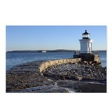 Breakwater Light Postcards (Package of 8)