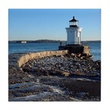 Breakwater Light Tile Coaster