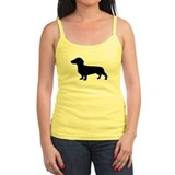 Dachshund Ladies Top