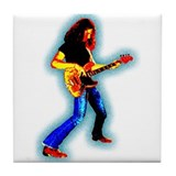 Rock Guy Tile Coaster
