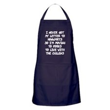 Live With the Cullens Apron (dark)