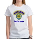 Guard Tent City Maricopa Coun Women's T-Shirt