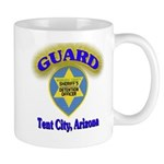 Guard Tent City Maricopa Coun Mug
