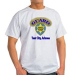 Guard Tent City Maricopa Coun Light T-Shirt