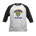 Guard Tent City Maricopa Coun Kids Baseball Jersey