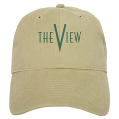 The View Teal Logo Cap