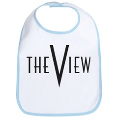 The View Logo Bib
