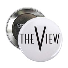 "The View Logo 2.25"" Button"