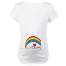 I Love Rainbows Shirt