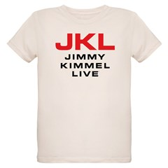 JKL Logo (Stacked) Organic Kids T-Shirt