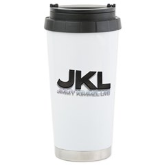 JKL Shadow Ceramic Travel Mug
