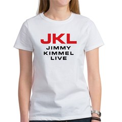 JKL Logo (Stacked) Women's T-Shirt