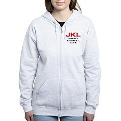 JKL Logo (Stacked) Women's Zip Hoodie