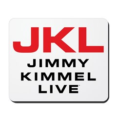 JKL Logo (Stacked) Mousepad