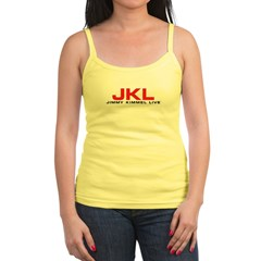 JKL Red Logo Jr. Spaghetti Tank
