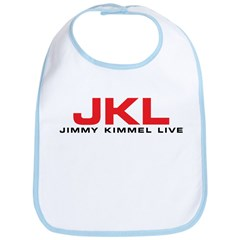 JKL Red Logo Bib