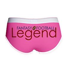 Fantasy Football Legend Women's Boy Brief
