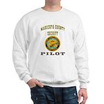 Maricopa County Sheriff Pilot Sweatshirt