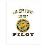 Maricopa County Sheriff Pilot Small Poster